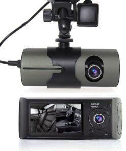 دوربین خودرو دو دوربین HD (کد 410)