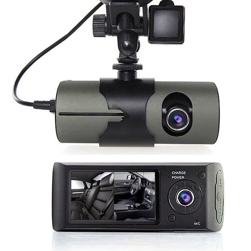 خودرو دو دوربین HD کد 410