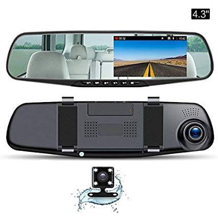 دوربین خودرو آینه ای کد 10