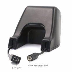 اتصالات دوربین خودرو نامحسوس