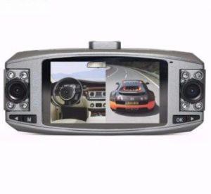 دوربین خودرویی دو لنزه فول HD (کد ۴۰۰)