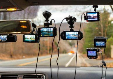 انواع دوربین خودرو
