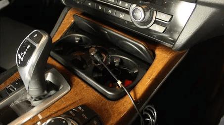 نصب دوربین خودرو مرحله ششم