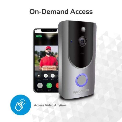 آیفون هوشمند تصویری doorbell
