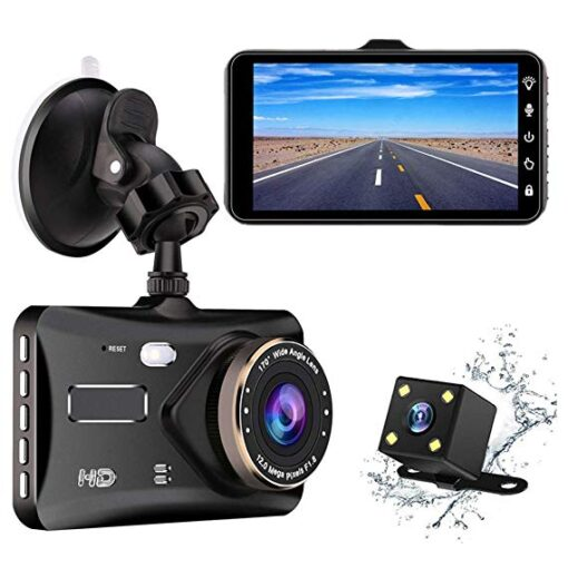 دوربین خودرو لمسی فول اچ دی