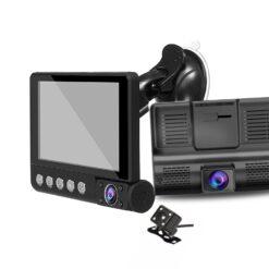دوربین 3 لنزه خودرو فول
