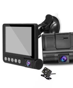 دوربین 3 لنزه خودرو Infinity