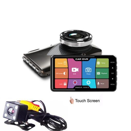 دوربین Blackbox خودرو صفحه لمسی