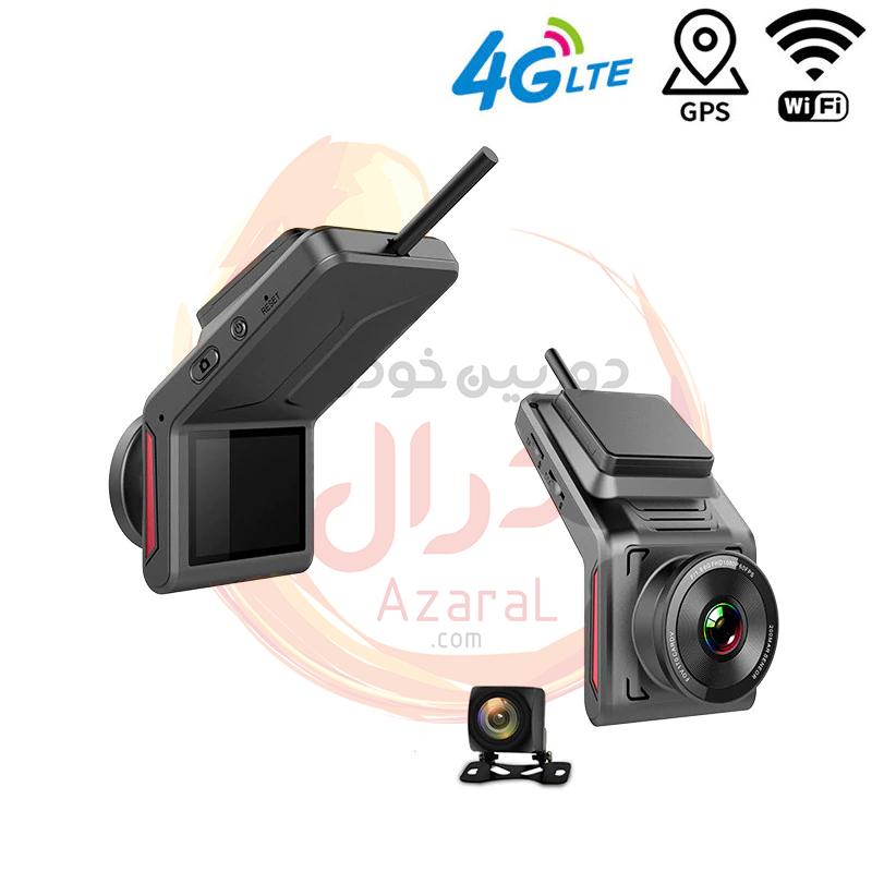 دوربین خودرو نامحسوس سیم کارت خور 4G