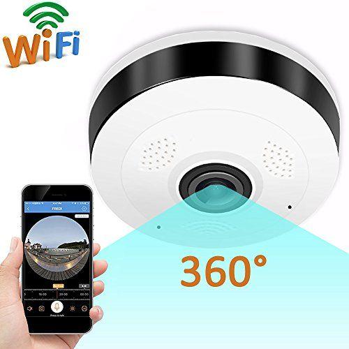 دوربین بی سیم 360 درجه مدل VR380