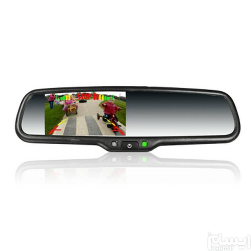 دوربین آینه خودرویی 3 دوربین