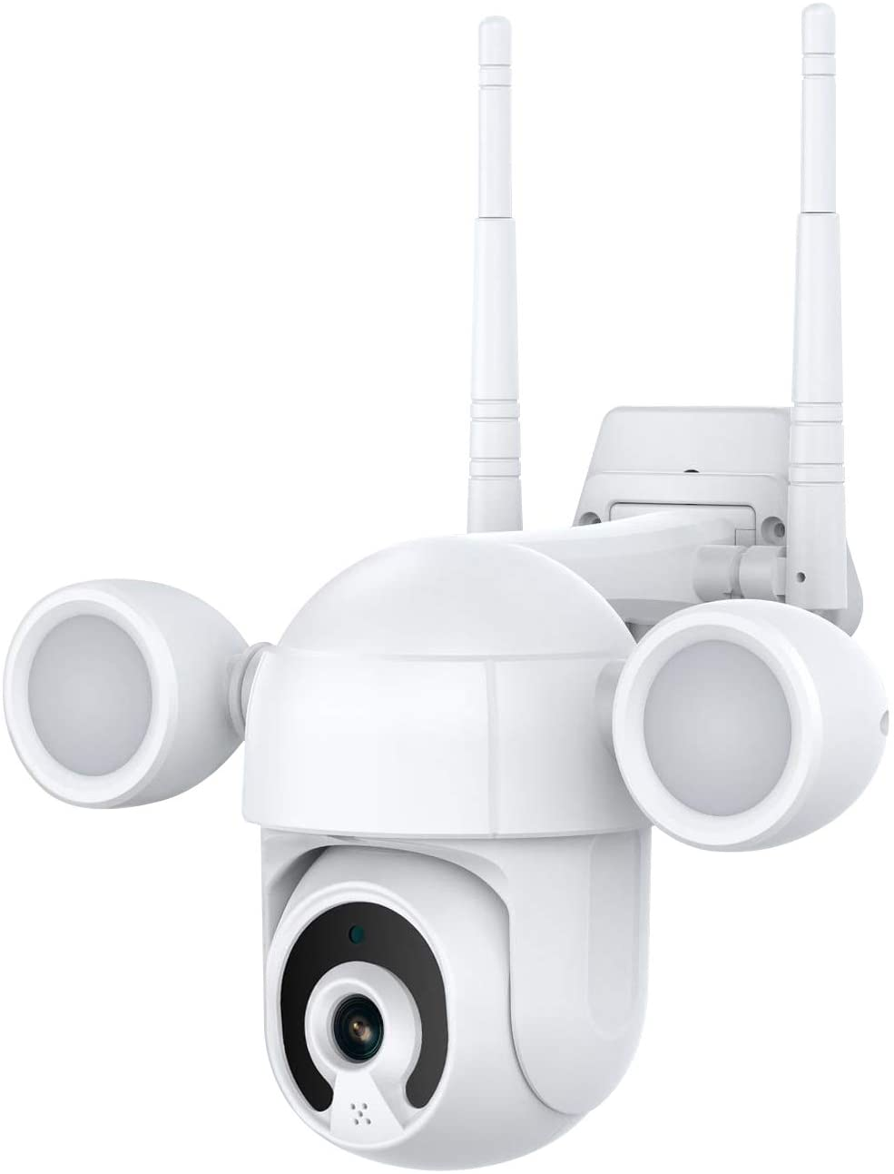 دوربین مداربسته هوشمند وای فای مجهز به نورافکن